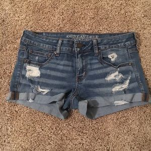 American Eagles Jean shorts